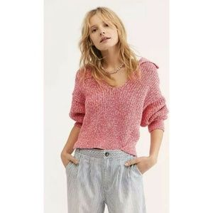 Free People Love This City Pullover Sweater